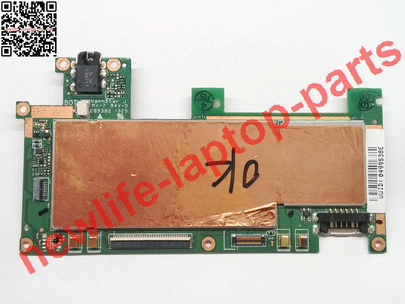 original for nexus 7 ME571K motherboard ME571K MB REV 1 4 16G test good free shipping