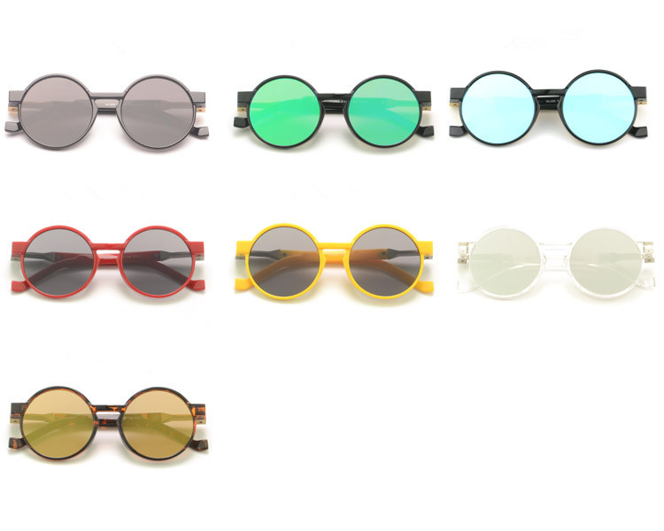 68c57ceca0 Todays Offers High Quality Retro Flat Top Mirror Men Sunglasses Hipster  Round Glasses Women Oculos de sol masculino UV400-in Sunglasses from  Apparel ...