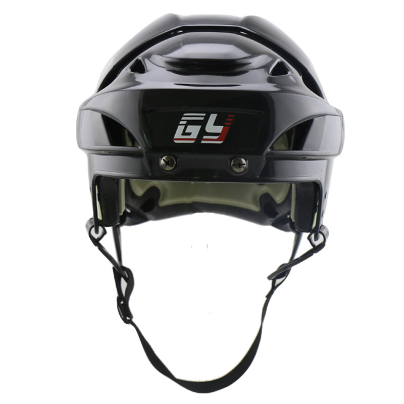 GY SPORTS Concussion-preventive foam PH9900 ice hockey helmet Color black Free shipping free shipping hockey skates black color 507