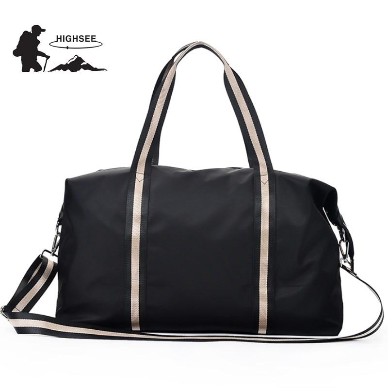Sports Bag For Fitness Women Large Capacity Yoga Training Shoulder Handbag Sac De Sport Waterproof Gym Bags Men Training Bag