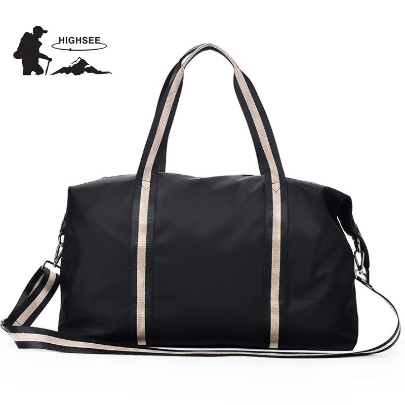 Sports Bag For Fitness Women Waterproof Large Capacity Yoga Training Bag Shoulder Handbag Sac De Sport Gym Bags Men