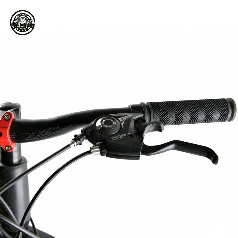 Ljubav Sloboda 7/24/27 Brzina Planinski bicikl Terenska Aluminijska - Biciklizam - Foto 6
