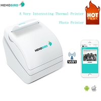High Quality MEMOBIRD Labels Self Adhesive Pocket WiFi Printer With Micro USB Interface Smart Home Free