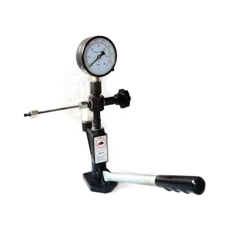 CR Injector Measuring Tools For Bosch Denso Delphi Pizeo Series Diesel Injector Oil Pressure Equipment Pressure Tester
