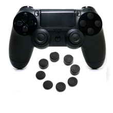 Bluetooth Wireless Gamepad Remote Controller with Silicone Cap for Sony Playstation 4 PS4 Joystick