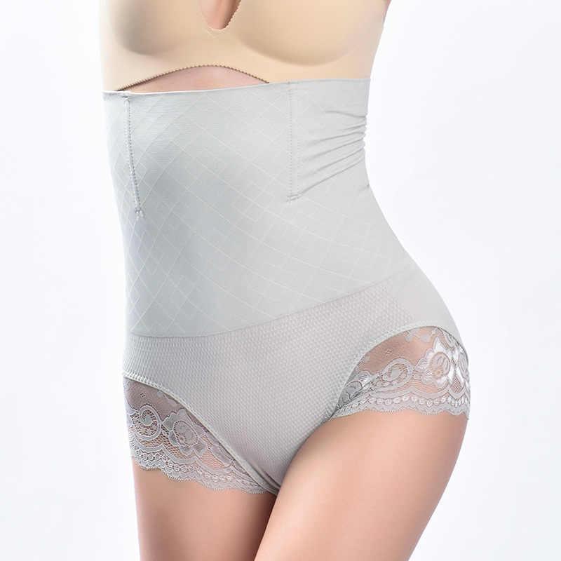 eff6781f9 ... Female Hot Body Shapers for Women High Waist Trainer Panties Slimming Tummy  Control Underwear Corset Sheath ...