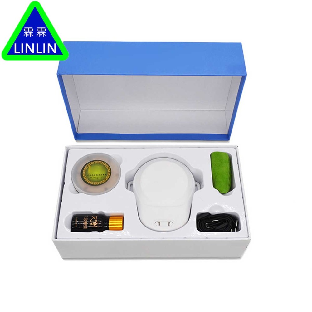 LINLIN Smokeless Carry on Moxibustion Moxibustion box Household Warm Moxibustion Instrument Whole body usable