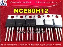 10 יח\חבילה NCE80H12 80V 120A MOS FET צינור