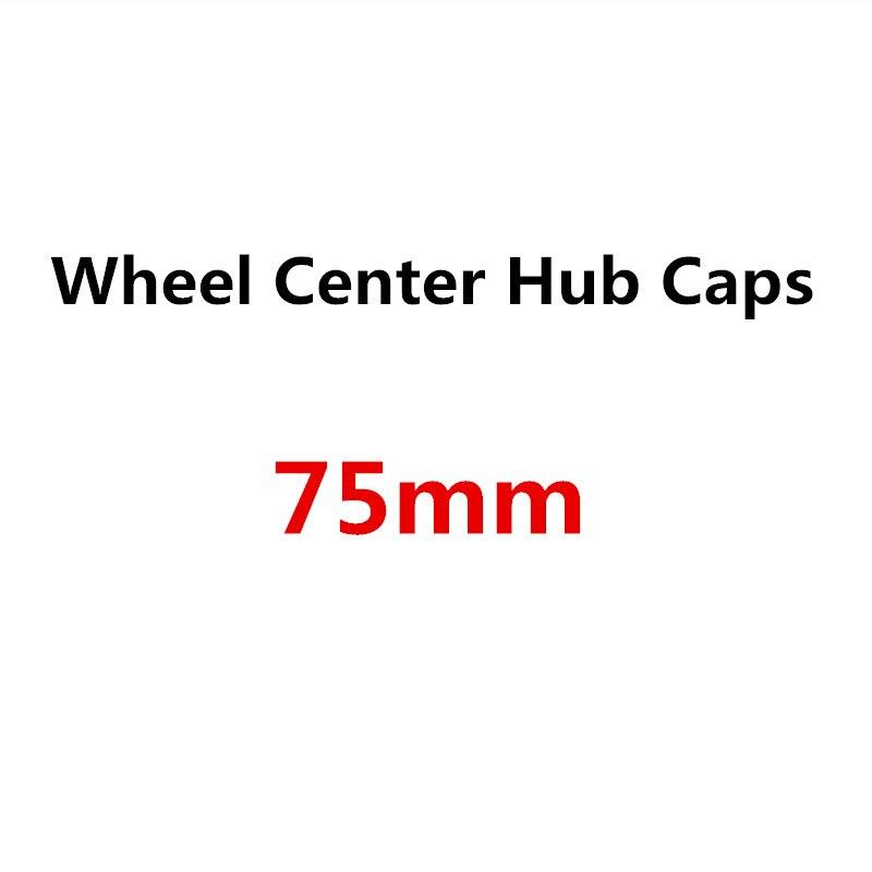4X75 мм Центральная втулка колеса автомобиля крышка колеса s эмблема логотип для Mercedes Benz W212 W210 W220 W203 W204 W205 A B C E CLC CLK класс-in Колпаки колеса from Автомобили и мотоциклы