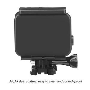 Image 3 - לירות 45m מתחת למים עמיד למים מקרה עבור Gopro גיבור 7 6 5 שחור 3 + 4 פעולה מצלמה מגן כיסוי דיור Pro עבור 7 5