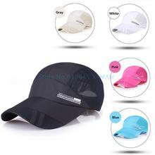 Бейсбол шапка dry quick летом письмо cap сетки спортивная открытом воздухе