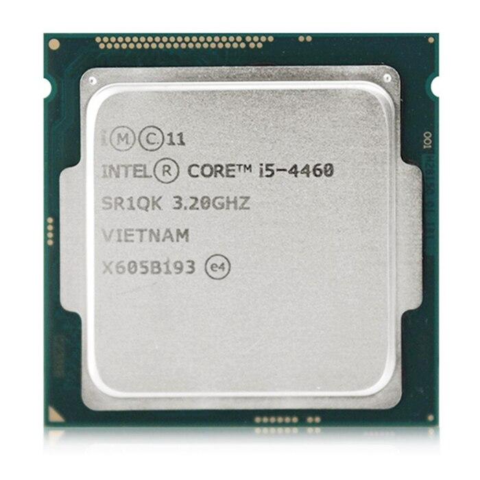 Intel Core i5 4460 Quad Core 3 2GHz 6MB 5GT s LGA 1150 CPU Processor
