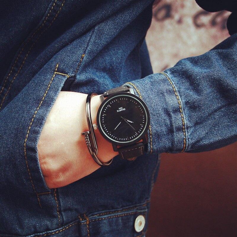 Λεπτό Hot Reloje Hombre Ανδρικά ρολόγια - Γυναικεία ρολόγια - Φωτογραφία 5