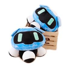 1 шт. 40 см Overwatch Blizzcon Mei плюшевые подушки куклы мультфильм OW Косплей Мягкие плюшевые игрушки подушки подарки