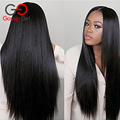 Gossip Girl 7A Peruvian Full Lace Wig Full Lace Human Hair Wigs For Black Women Straight Lace Frontal Wig With Baby Hairs