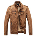 Человек Кожаные Куртки Pu Кожа Jaqueta Masculinas Inverno Couro Куртка Мужчины Jaquetas Де Couro мужская Зимние Кожаные Куртки