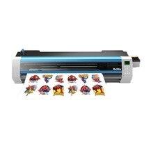 Лучшие продажи DX7 эко растворитель для струйной печати и режущий плоттер машина