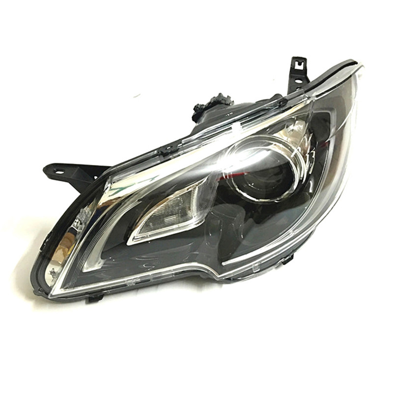 Brand New Original Replacement HID Bi-Xenon Projector Headlights For Toyota Corolla EX 2013-2015 brand new superb led cob angel eyes hid lamp projector lens foglights for toyota corolla ex 2013
