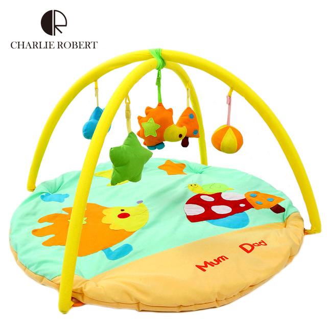 Brinquedo do bebê educacional Kids Play Mat Tapete Infantil engatinhando Tapete jogo atividade toca ginásio cobertor Tapete 0 - 1 ano crianças Tapete HK880