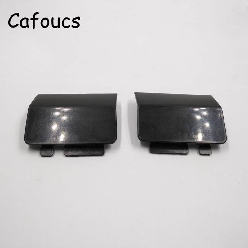 Pair Rear Bumper Towing Hook Decoration Cover Cap for Mazda 6 2012-2015