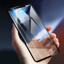 For Xiaomi pocophone F1 Tempered Glass for Xiaomi pocophone F1 Screen Protector Full Cover Protective Glass for poco f1 glass for xiaomi pocophone f1 case slim skin matte cover for xiaomi f1 pocophone f1 case xiomi hard frosted cover xiaomi poco f1 case