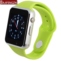 Smart Watch Men Women A1 GV18 Clock Sync Notifier Support Sim Card Bluetooth Connectivity For Android