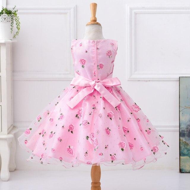 Tienda Online Vestido al por menor de la flor en los marcos para la ...