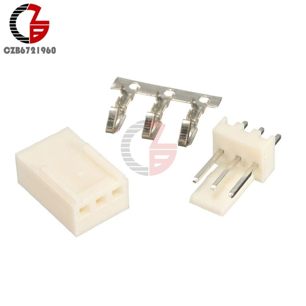 50PCS Kit3 Pin KF2510-3P KF2510 3P 2.54mm Pitch Terminal Housing Pin Header Connectors Adaptor Kits50PCS Kit3 Pin KF2510-3P KF2510 3P 2.54mm Pitch Terminal Housing Pin Header Connectors Adaptor Kits