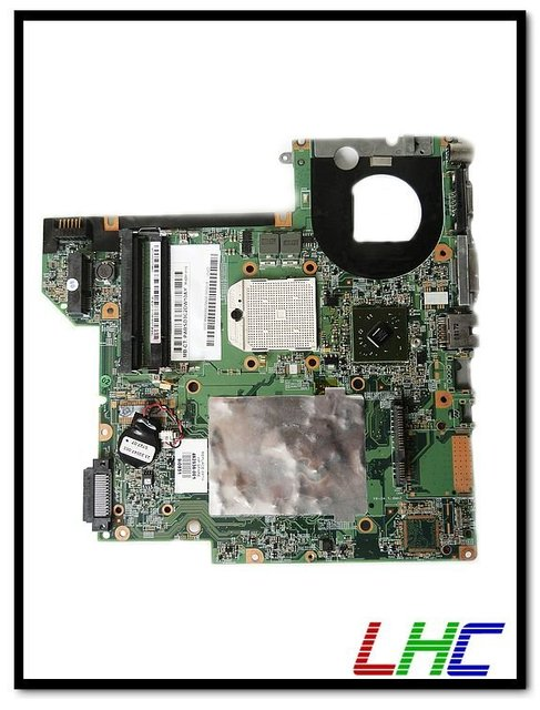 Good Appearance! V3000 462536-001 AMD laptop motherboard for hp/compaq 100% original tested FREE SHIPPING