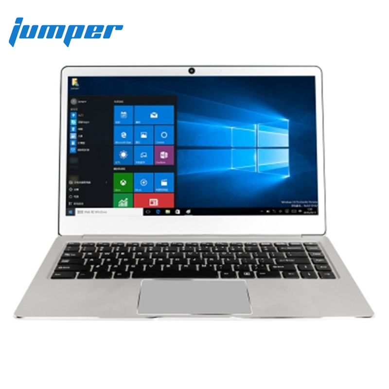 Jumper EZbook 3 Plus Laptop 14.0 inch Windows 10 Home Intel Core m3-7Y30 Dual Core 1.0GHz 8GB RAM 128GB SSD Dual WiFi Notebook(China)