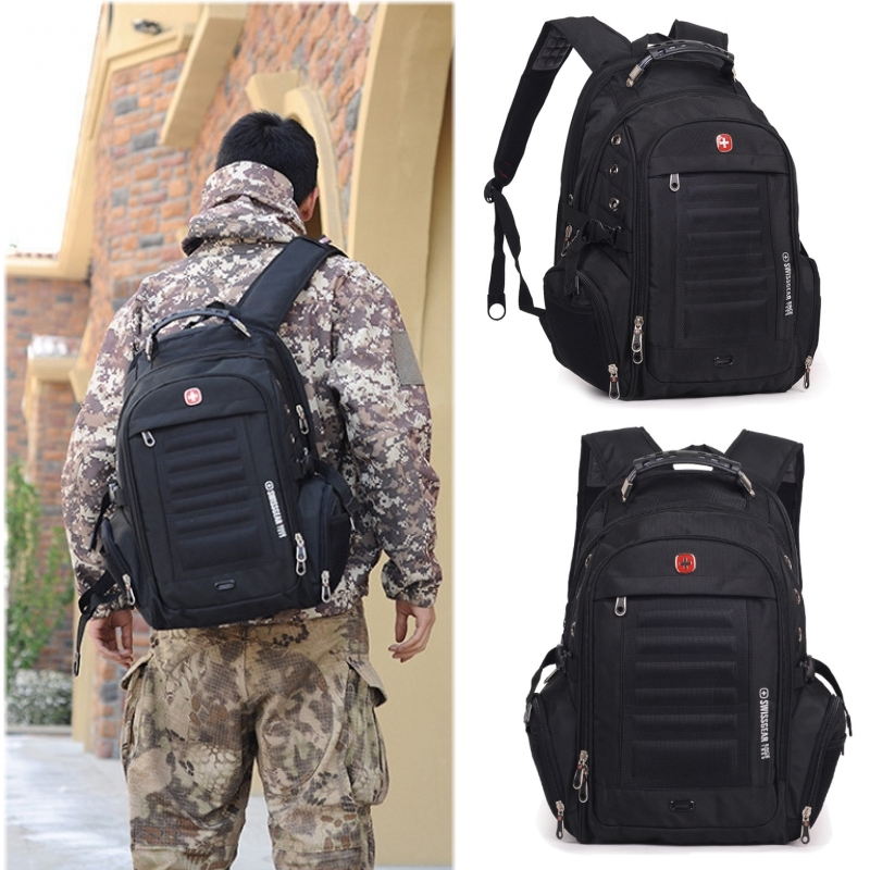Swiss Gear Backpack Laptop New Edition Schoolbag Buiness Bag ...