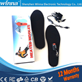 Electrically Heated Foot Pads for Winter Boots BLACK Women 35-40 FREE SHIPPING