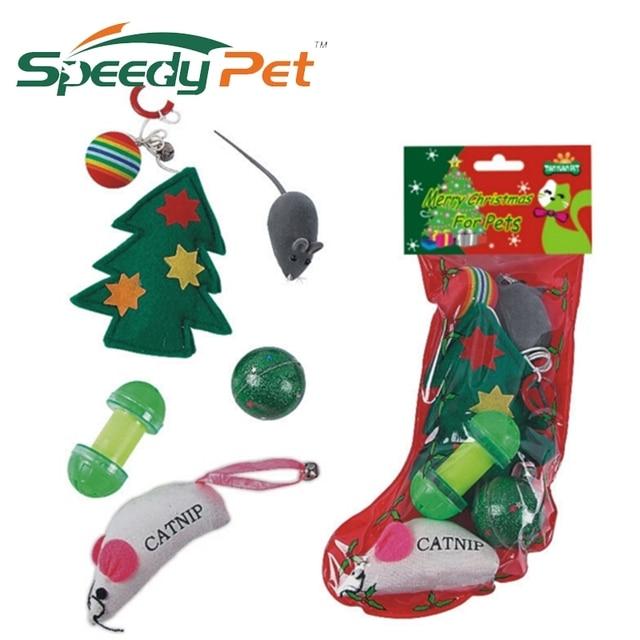 6 Pz/borsa Divertente Mouse Chew toy Pet Giocattoli per Cat Kitten Gioca con la