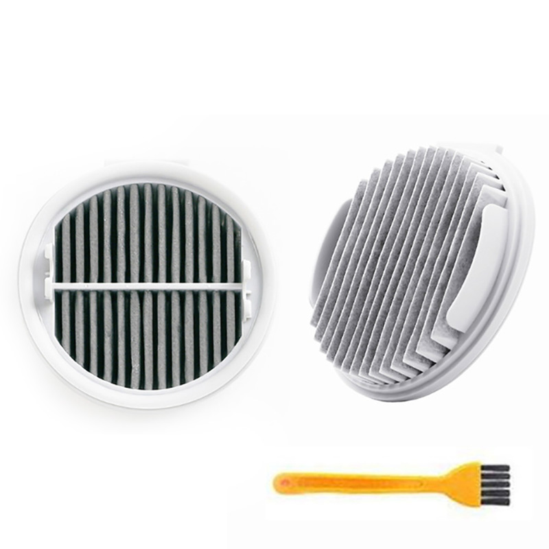 2Pcs Efficient Hepa Wireless Vacuum Cleaner Filter For Xiaomi Roidmi Wireless F8 Smart Handheld Vacuum Cleaner Accessories thumbnail
