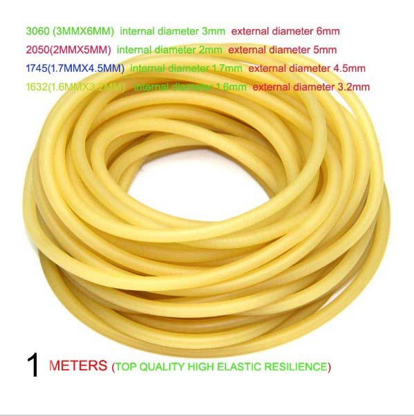 tubing Ultra-thin latex