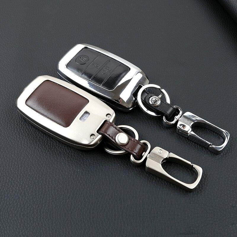 Acceessory Car-Covers Key Holder Case Shell For Kia K3 K4 K5 Sportage Ceed Sorento Cerato Optima Car Styling Auto Part Glove