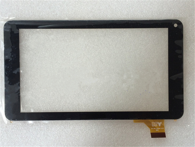 New 7inch Prestigio MultiPad Thunder 7.0i PMT3377 Tablet touch screen panel Digitizer Glass Sensor replacement original new 7 inch prestigio multipad wize 3017 tablet touch screen panel digitizer glass sensor replacement free shipping