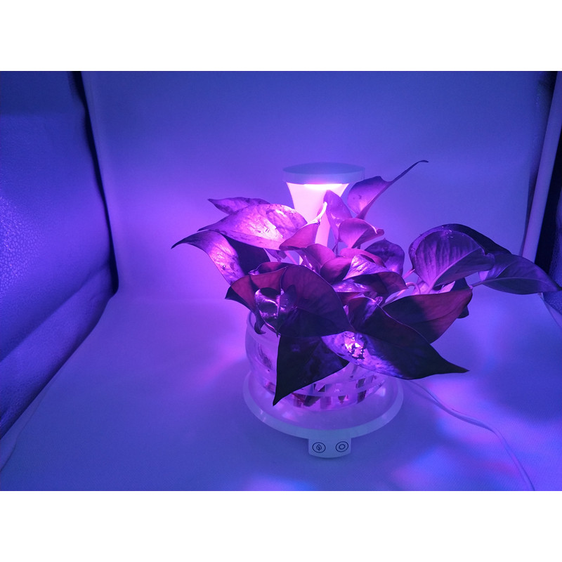 HZFCEW LED Smart Touch Plant Growth Lighting, Flowers and Gardening Lights,Night Light, and Plants Fill Light, Office Lamp