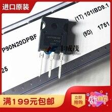10 шт., новый и оригинальный транзистор irfp90n20pbf IRFP90N20D TO247 90N20 с полевым эффектом 90A 200 в