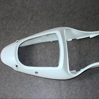 Unpainted Raw ABS Tail Section Fairing for Kawasaki NINJA ZX 6R 600 2000 2001 2002