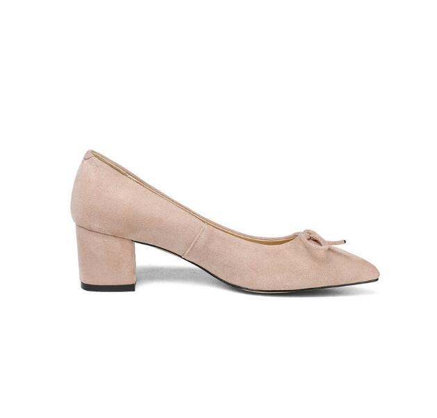 Troupeau Talon forme Pic Med Pompes De As Pic Mariage Carré Plate 5 Femmes Mode Femme Chaussures Pointu Couleurs Des Bout as Dousin Partin Dames l1FKcTJ