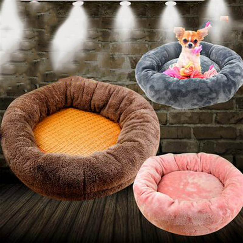 Pet Dog Soft Bed House Of Novelty Cojiness Cushion Puppy Cuccia Cane Case Lusso Dog Mats For Animals Crate Pet Supplies DDMX030