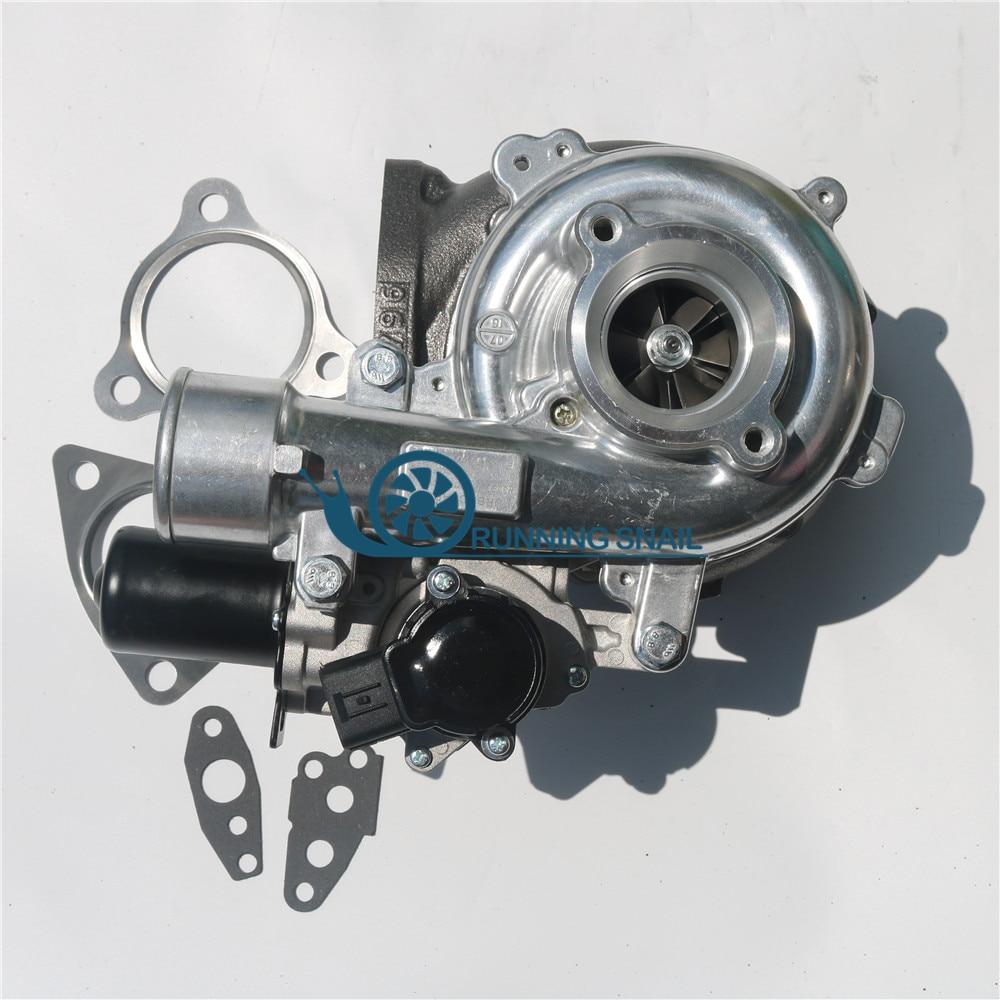 CT16V 17201-30110 17201-OL040 Turbocharger For TOYOTA HILUX 3.0 D4D Landcruiser Engine 1KD-FTV 3.0L 171HP Water Oil Cooled 1kd
