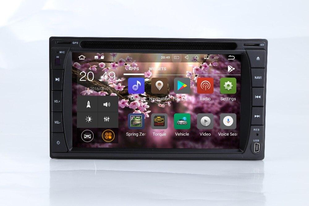 2Din Android 8.1 173*98 MM lecteur multimédia DVD de voiture universel Navigation GPS Wifi Bluetooth AutoRadio stéréo USB unité de tête Audio