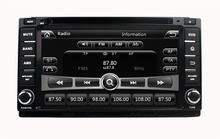 HD 2 din 7″ Car DVD Radio GPS Navigation for Great Wall M4 With Car Audio video Bluetooth IPOD TV SWC USB AUX IN