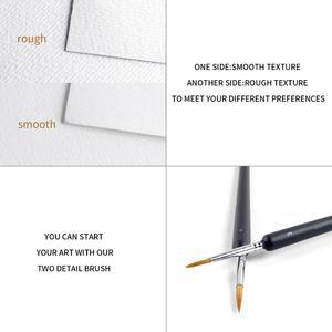 Image 5 - Chuyên Nghiệp Màu Nước Miếng Lót 300gsm 20 Tờ Màu Nước Sketchbook Cho Họa Sĩ Tay Tranh Nghệ Thuật Vẽ Tiếp Liệu