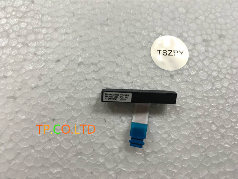 For HP X360 M6-W M6-W101DX laptop Macaron15 HDD FFC CABLE 450.04804.1001 450.04804.2001 SATA HDD Connector Flex Cable hdd hp j9f42a