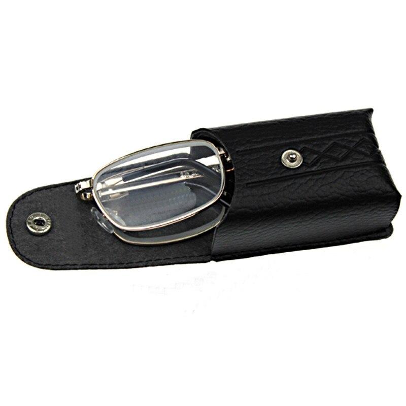 65f2ff930c 2016 Nueva alta definición cristal plegable gafas de lectura de Grado  Superior gafas de presbicia para mujeres y hombres 1.0-4.0 YJ059