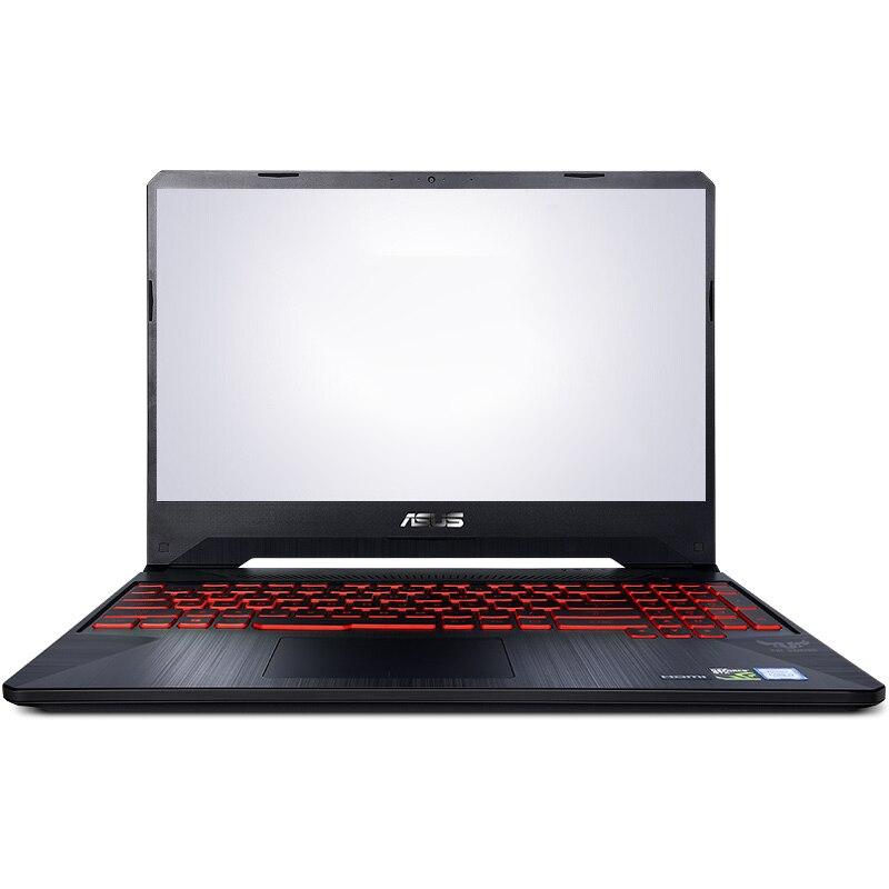 Asus FX86FE8750 Gaming Laptop 15.6 Intel i7 8750H CPU 8GB DDR4 RAM 256GB SSD+1TB HDD GTX 1050 Ti Windows 10 Gaming Notebook