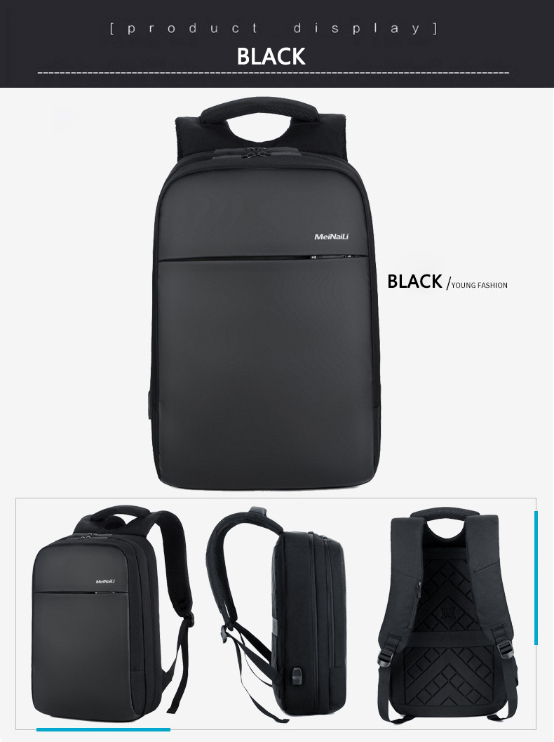 HTB1uOgUXUrrK1RkSne1q6ArVVXa7 - Mens 15.6 inch Laptop Business Backpacks Waterproof Male Travel